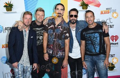 Photo - 02 June 2018 - Beverly Hills California - Backstreet Boys  2018 iHeartRadio KIIS FM Wango Tango by Att held at Banc of Califronia Stadium Photo Credit Birdie ThompsonAdMedia
