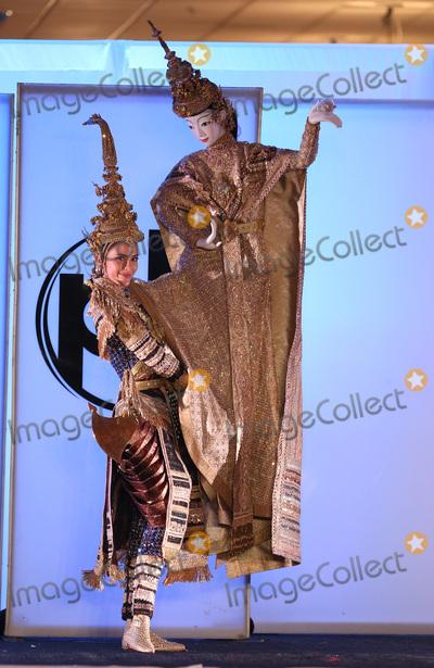 Photo - 18 November 2017 - Las Vegas NV -  Miss Thailand Maria Poonlertlarp  66th Miss Universe Pageant National Costume Show at Planet Hollywood resort Hotel and Casino Photo Credit MJTAdMedia