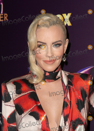 Photo - 13 December 2018 - West Hollywood California - Jenny McCarthy Foxs The Masked Singer Premiere Karaoke Event held at The Peppermint Club Photo Credit Faye SadouAdMedia