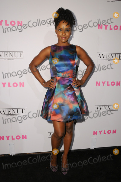 Antionette Robertson Photo - 01 May 2017 - Hollywood California - Antionette Robertson 2017 Annual NYLON Young Hollywood Party held at Avenue Los Angeles in Hollywood Photo Credit Birdie ThompsonAdMedia