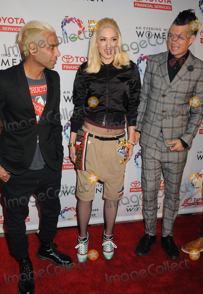Adrian Younge Photo - 16 May 2015 - Hollywood California - Tony Kanal Gwen Stefani Adrian Young No Doubt An Evening With Women 2015 Benefit for the LGBT Center of Los Angeles held at the Hollywood Palladium Photo Credit Byron PurvisAdMedia