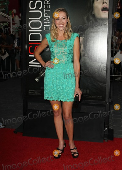 Lindsay Siem Photo - 10 September 2013 - Universal City California - Lindsay Siem Insidious Chapter 2 - Los Angeles Premiere Held at Universal CityWalk Photo Credit Kevan BrooksAdMedia