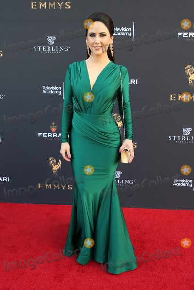 Andrea Gonzalez Photo - 23 July 2017 - Los Angeles California - Andrea Gonzalez 69th Los Angeles Area Emmy Awards held at the Television Academy Photo Credit F SadouAdMedia