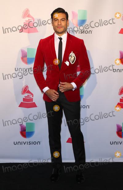 Carlos Rivera Photo - 16 November 2017 - Las Vegas NV - Carlos Rivera  2017 Latin Grammy Photo Room at MGM Grand Garden Arena Photo Credit MJTAdMedia