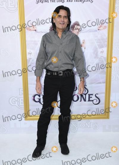 J LaRose Photo - 25 July 2019 - Los Angeles California - J LaRose HBOs The Righteous Gemstones Los Angeles Premiere held at Paramount Theater Photo Credit Birdie ThompsonAdMedia