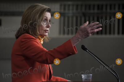 Photos From Nancy Pelosi Weekly Press Conference