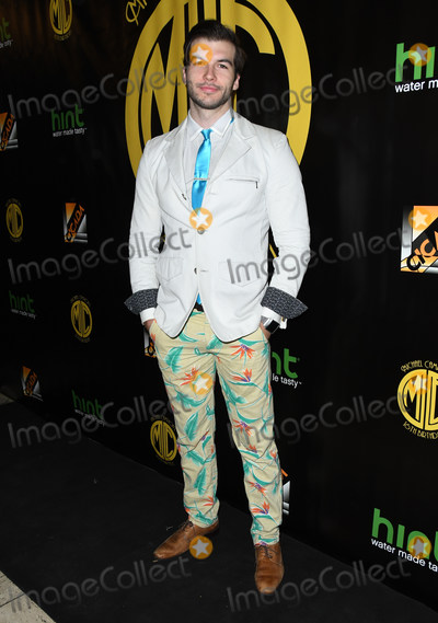 Adam Hagenbuch Photo - 29 July 2018 - Los Angeles  California - Adam Hagenbuch Fuller House Star Michael Campions Roaring 16th Birthday Celebration  held at Cicada Restaurant  Photo Credit Birdie ThompsonAdMedia