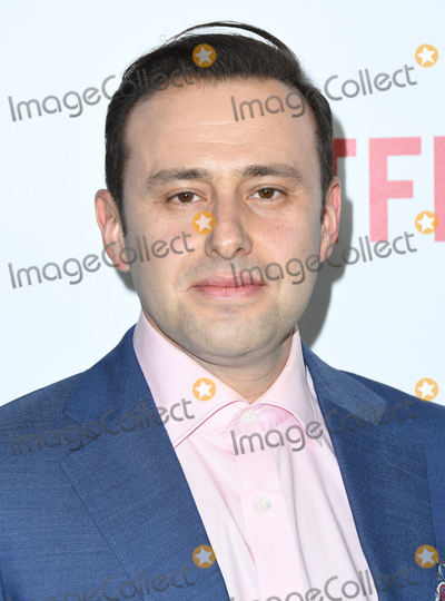 Alex Reznik Photo - 23 February 2018 - Beverly Hills California - Alex Reznik Netflixs Seven Seconds Los Angeles Premiere held at The Paley Center for Media Photo Credit Birdie ThompsonAdMedia