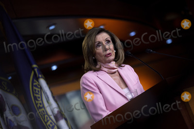 Photo - Speaker of the United States House of Representatives Nancy Pelosi Press Conference