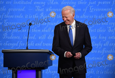 Photos From 2020 Presidential Debate at Belmont University in Nashville, Tennessee