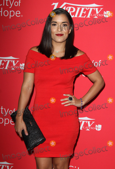 Alicia Sixtos Photo - 28 September 2016 - Beverly Hills California - Alicia Sixtos Variety Latinos 10 Latinos to Watch Event held at the London West Hollywood at Beverly Hills Photo Credit AdMedia