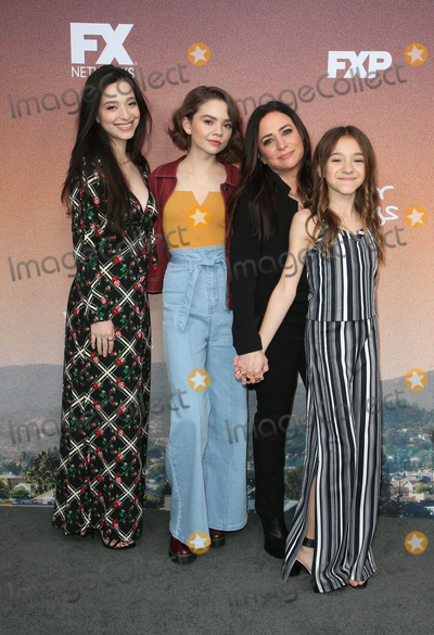 Photos From FYC Red Carpet Event For Season 3 Of FX's 'Better Things'