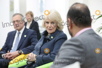 Photos From Camilla Visit to Barnardos Child and Sexual Abuse and Exploitation Services