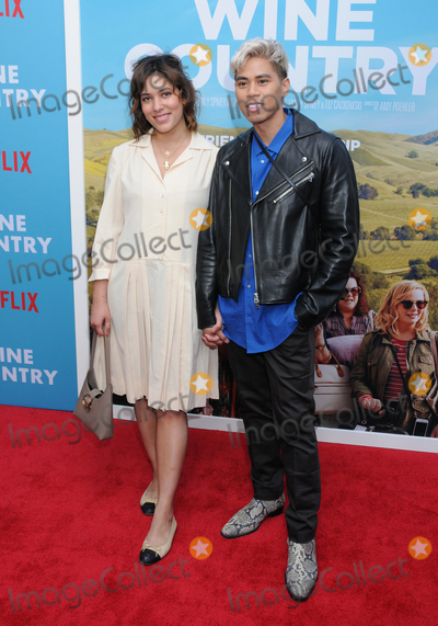 Anthony Urbano Photo - Stephanie Frosch and Anthony Urbano at the World Premiere of WINE COUNTRY at the Paris Theater in New York New York  USA 08 May 2019