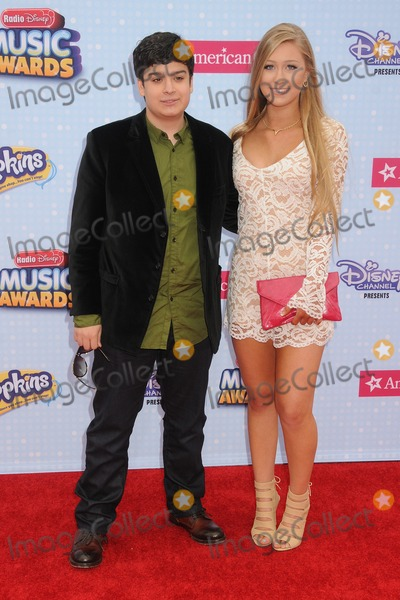 Alexis Wolfe Photo - 25 April 2015 - Los Angeles California - Devan Leos Alexis Wolfe 2015 Radio Disney Music Awards held at Nokia Theatre LA Live Photo Credit Byron PurvisAdMedia