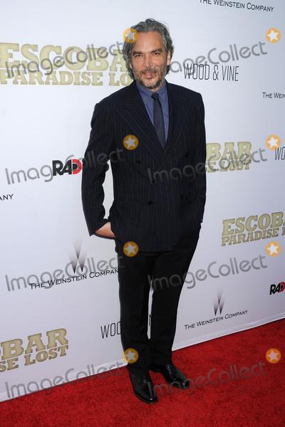 Andrea Di Stefano Photo - 22 June 2015 - Hollywood California - Andrea Di Stefano Escobar Paradise Lost Los Angeles Premiere held at Arclight Cinemas Photo Credit Byron PurvisAdMedia