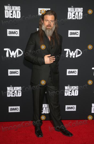 Ryan Hurst Photo - 23 September 2019 - Hollywood California -  Ryan Hurst The Walking Dead Season 10 Special Screening held at TCL Chinese Theatre Photo Credit FSadouAdMedia