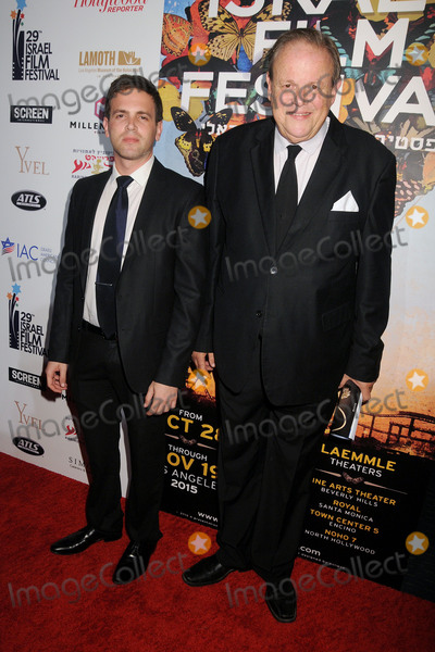 Amir Wolf Photo - 28 October 2015 - Beverly Hills California - Amir Wolf Isaac Wolf 29th Israel Film Festival Opening Night Gala held at the Saban Theatre Photo Credit Byron PurvisAdMedia