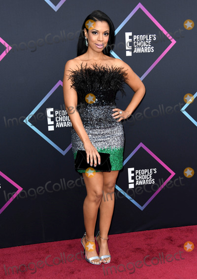 Photos From 2018 E! People's Choice Awards - Arrivals