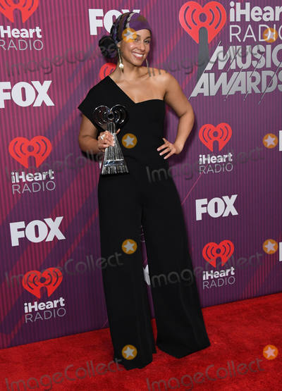 Photo - 2019 iHeart Radio Music Awards - Press Room