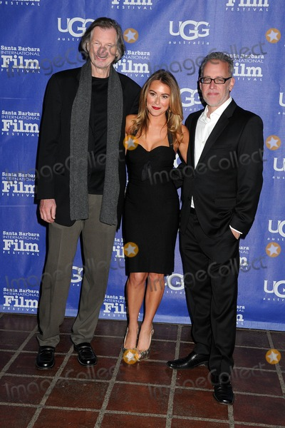 Elia Cmiral Photo - 5 February 2014 - Santa Barbara California - Elia Cmiral Alexa Vega Mark H Young 29th Annual Santa Barbara International Film Festival Montecito Award Tribute to Oprah Winfrey held at the Arlington Theatre Photo Credit Byron PurvisAdMedia