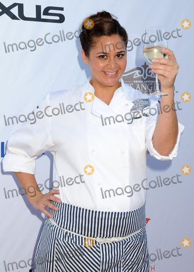 Antonia Lofaso Photo - 22 August 2013 - Los Angeles California - Antonia Lofaso 3rd Annual Los Angeles Food  Wine Festival Opening Night held Downtown on Grand Ave Photo Credit Byron PurvisAdMedia