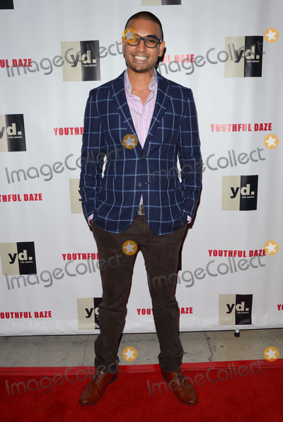 Ash Nair Photo - 27 August 2014 - Los Angeles California - Ash Nair Arrivals for Youthful Daze The Series season 3 premiere party held at the Bugatta Supper Club in Los Angeles Ca Photo Credit Birdie ThompsonAdMedia