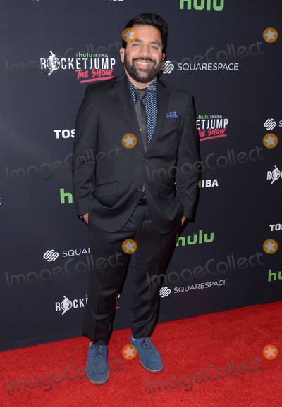 Ashim Ahuja Photo - 30 November - Los Angeles Ca - Ashim Ahuja Hulu Original RocketJump The Show Los Angeles premiere held at Linwood Dunn Theater Photo Credit Birdie ThompsonAdMedia