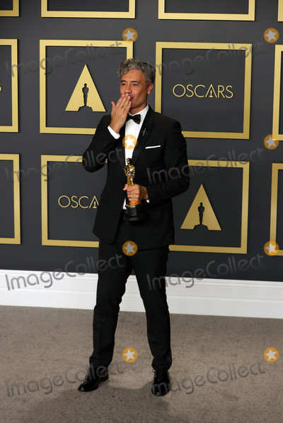 Taika Waititi Photo - 09 February 2020 - Hollywood California - Taika Waititi attends  the 92nd Annual Academy Awards presented by the Academy of Motion Picture Arts and Sciences held at Hollywood  Highland Center Photo Credit Theresa ShirriffAdMedia
