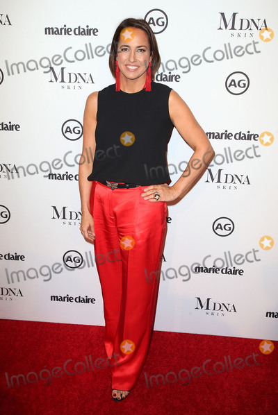 Anne Fulenwider Photo - 11 January 2018 - Hollywood California - Anne Fulenwide Marie Claires Image Makers Awards 2018 held at Delilah Photo Credit F SadouAdMedia