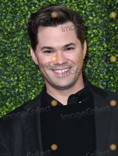 Photo - 06 December 2018 - Beverly Hills California - Andrew Rannells GQ Men of the Year Party 2018 held at Benedict Estate Photo Credit Birdie ThompsonAdMedia