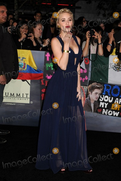 Photo - The Twilight Saga Breaking Dawn - Part 2 Los Angeles Premiere