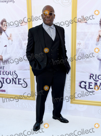 Alan Williams Photo - 25 July 2019 - Los Angeles California - Greg Alan Williams HBOs The Righteous Gemstones Los Angeles Premiere held at Paramount Theater Photo Credit Birdie ThompsonAdMedia