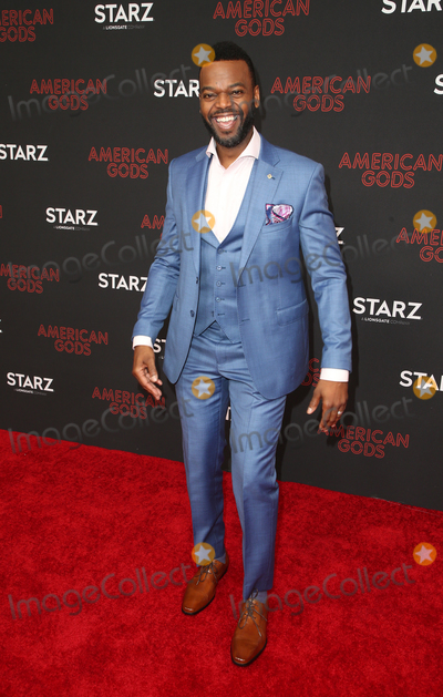Photos From The Premiere Of STARZ's 'American Gods' Season 2