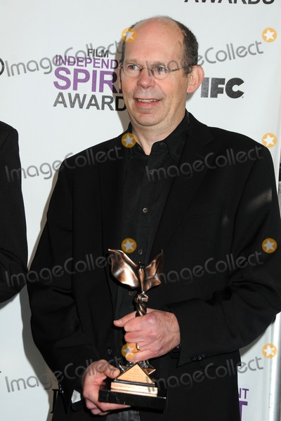 Alex Kotlowitz Photo - 25 February 2012 - Santa Monica California - Alex Kotlowitz 2012 Film Independent Spirit Awards - Press Room held at Santa Monica Beach Photo Credit Byron PurvisAdMedia