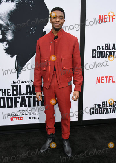 Photos From Netflix's 'The Black Godfather' Los Angeles Premiere