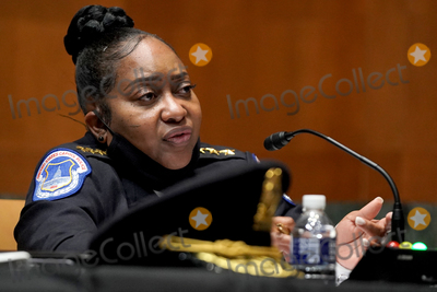 Photos From US Senate Committee on Appropriations - Subcommittee on the Legislative Branch Hearings to examine proposed budget estimates and justification for fiscal year 2022 for the Capitol Police, Architect of the Capitol, and Senate Sergeant at Arms.