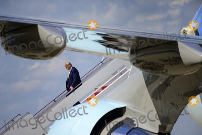 Photos From President Donald J. Trump Return to Joint Base Andrews