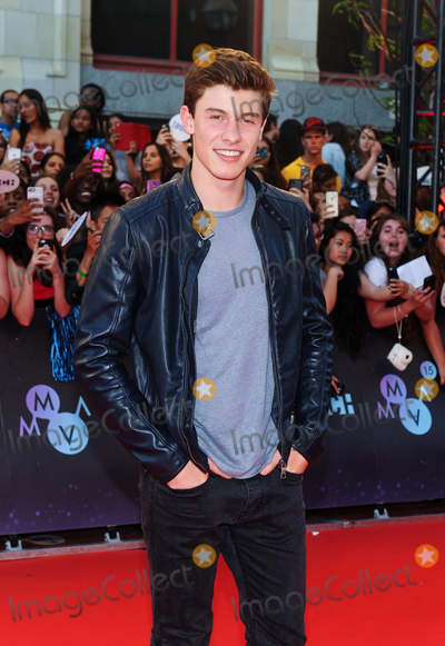 Shawn Mendes Photos - 21 June 2015 - Toronto Ontario Canada  Shawn Mendes arrives at the 2015 MuchMusic Video Awards at MuchMusic HQ  Photo Credit Brent PerniacAdMedia