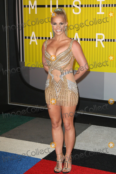 Photo - 30 August 2015 - Los Angeles California - Britney Spears 2015 MTV Video Music Awards - Arrivals held at Microsoft Theater Photo Credit AdMedia