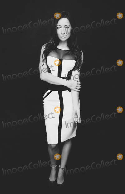 Ashley Leggat Photo - 22 November 2013 - Hamilton Ontario Canada  Actress Ashley Leggat poses during a portrait session for her new television pilot  (Editors Note This image has been converted to black and white) Photo Credit Brent PerniacAdMedia