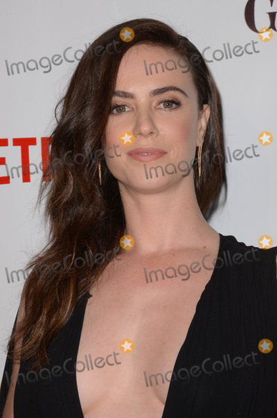 Amy Manson Photo - 09 December - Beverly Hills Ca - Amy Manson Arrivals for the Junior Hollywood Radio and Television Societys 13th Annual Holiday Party held at Greystone Manor Photo Credit Birdie ThompsonAdMedia