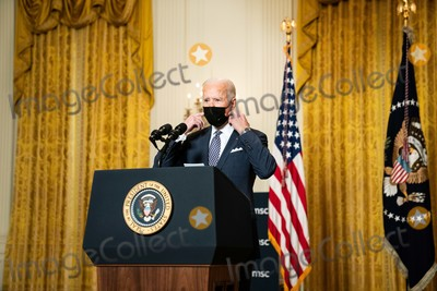 Photo - President Biden Delivers Remarks To Virtual Munich Security Conference