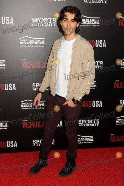 Photo - McFarland USA Los Angeles Premiere