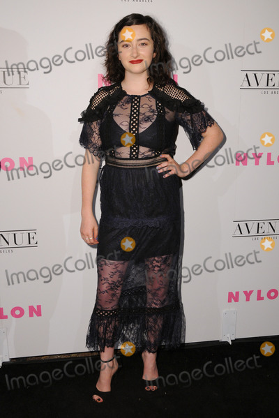 Abby Quinn Photo - 01 May 2017 - Hollywood California - Abby Quinn 2017 Annual NYLON Young Hollywood Party held at Avenue Los Angeles in Hollywood Photo Credit Birdie ThompsonAdMedia
