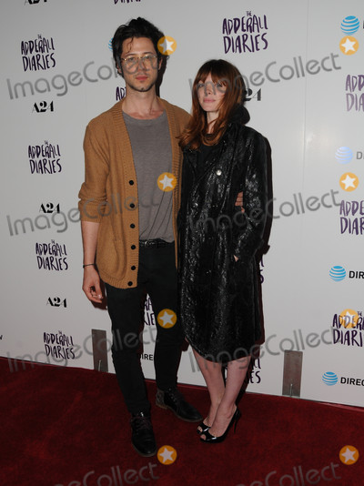 Hale Apperman Photo - 12 April 2016 - Hollywood California - Hale Apperman Nicole Laliberte Arrivals for the special screening for Adderall Diaries held at ArcLight Hollywood Photo Credit Birdie ThompsonAdMedia