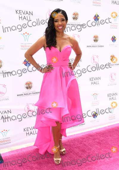 Akeva Martin Photo - 20 May 2018 - Beverly Hills California - Akeva Martin 10th Annual Pink Pump Affair Charity Gala A Decade Celebrating Women held at Beverly Hills Hotel Photo Credit Birdie ThompsonAdMedia