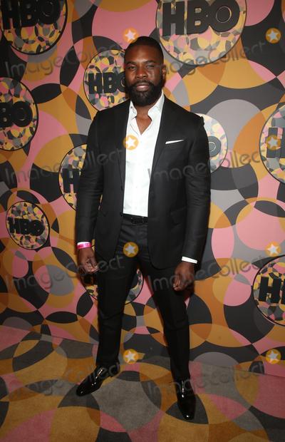Amine Photo - 05 January 2020 - Beverly Hills California - Amin Joseph 2020 HBO Golden Globe Awards After Party held at Circa 55 Restaurant in the Beverly Hilton Hotel Photo Credit FSAdMedia