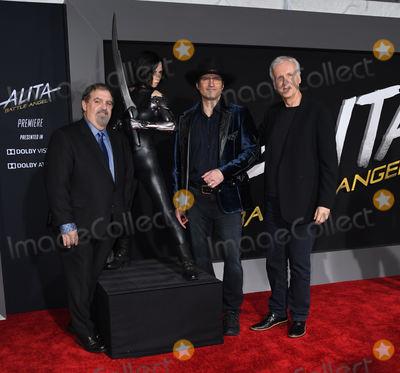 Photos From 'Alita: Battle Angel' Los Angeles Premiere