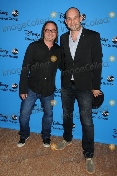 Alon Aranya Photo - 4 August 2013 - Beverly Hills California - Robert Golenberg Alon Aranya DisneyABC Summer 2013 TCA Press Tour held at the Beverly Hilton Hotel Photo Credit Byron PurvisAdMedia